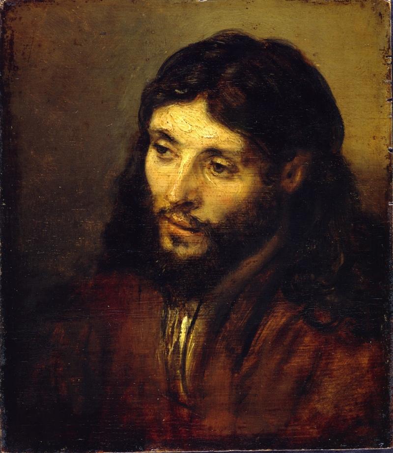 Jesús - Rebrandt